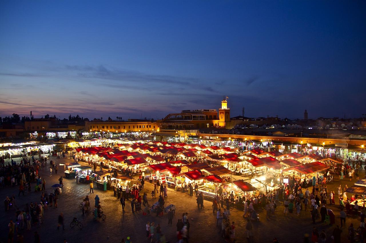 połączyć Maroko małżeństwo bez randki ost część 5
